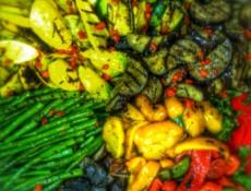 Grilled Veg Platter